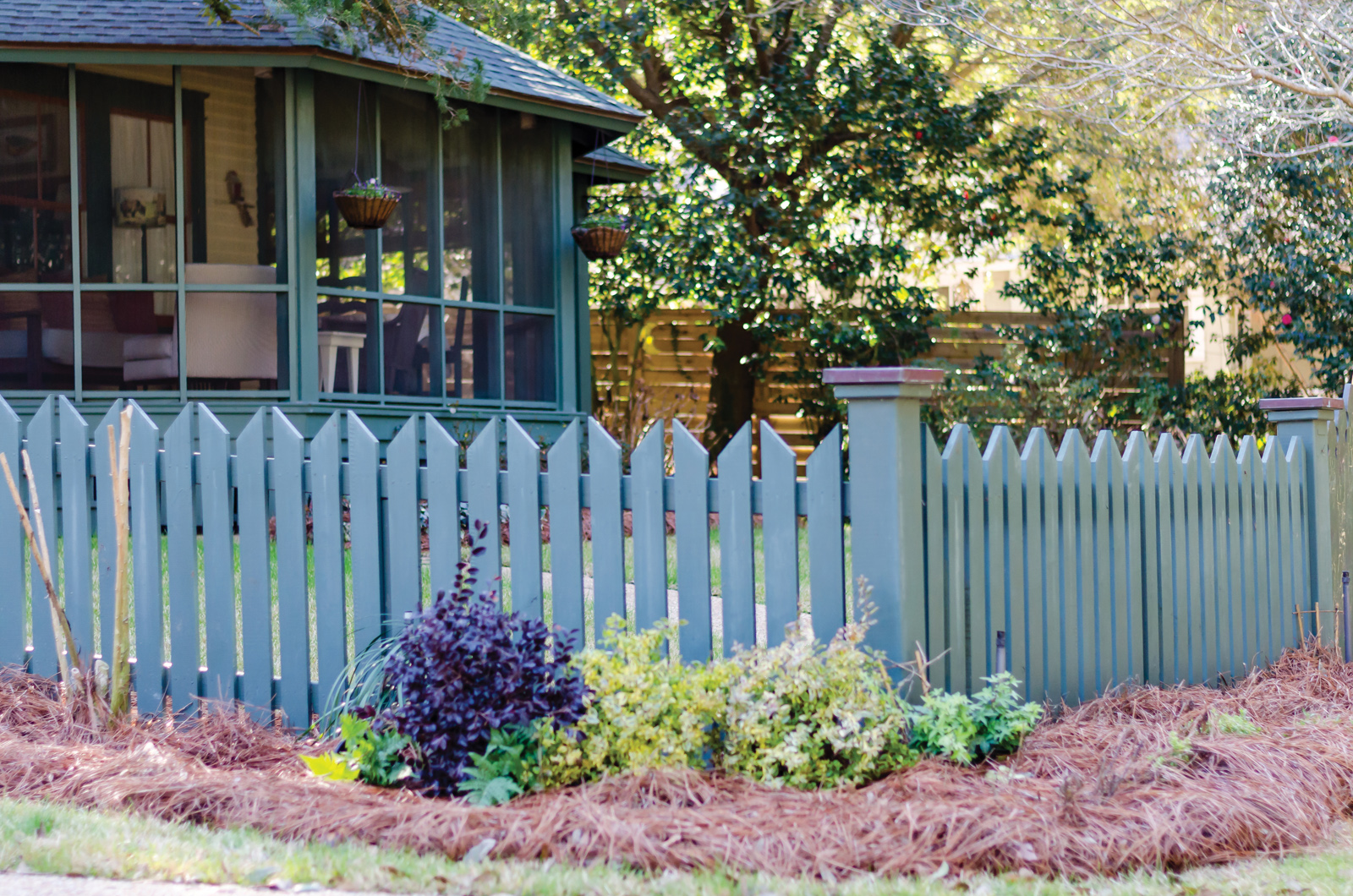perfecting the picket fence rh mobilebaymag com